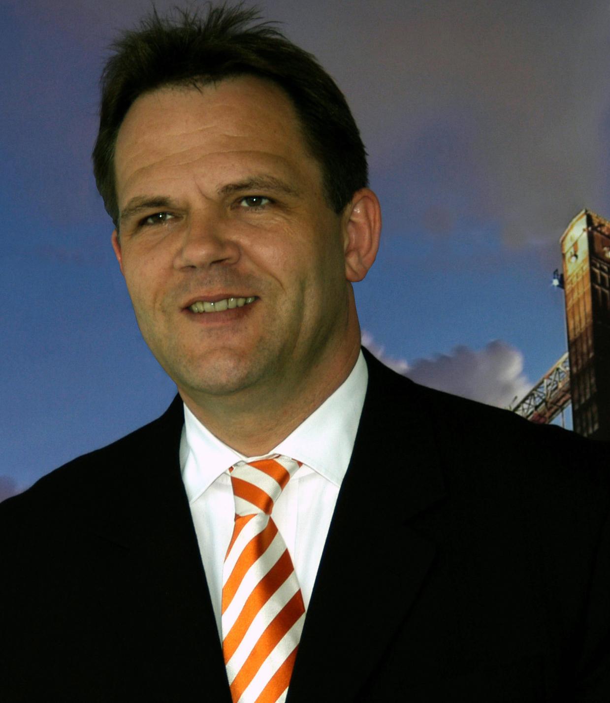 Markus Sieverding, Vorsitzender der Geschäftsführung